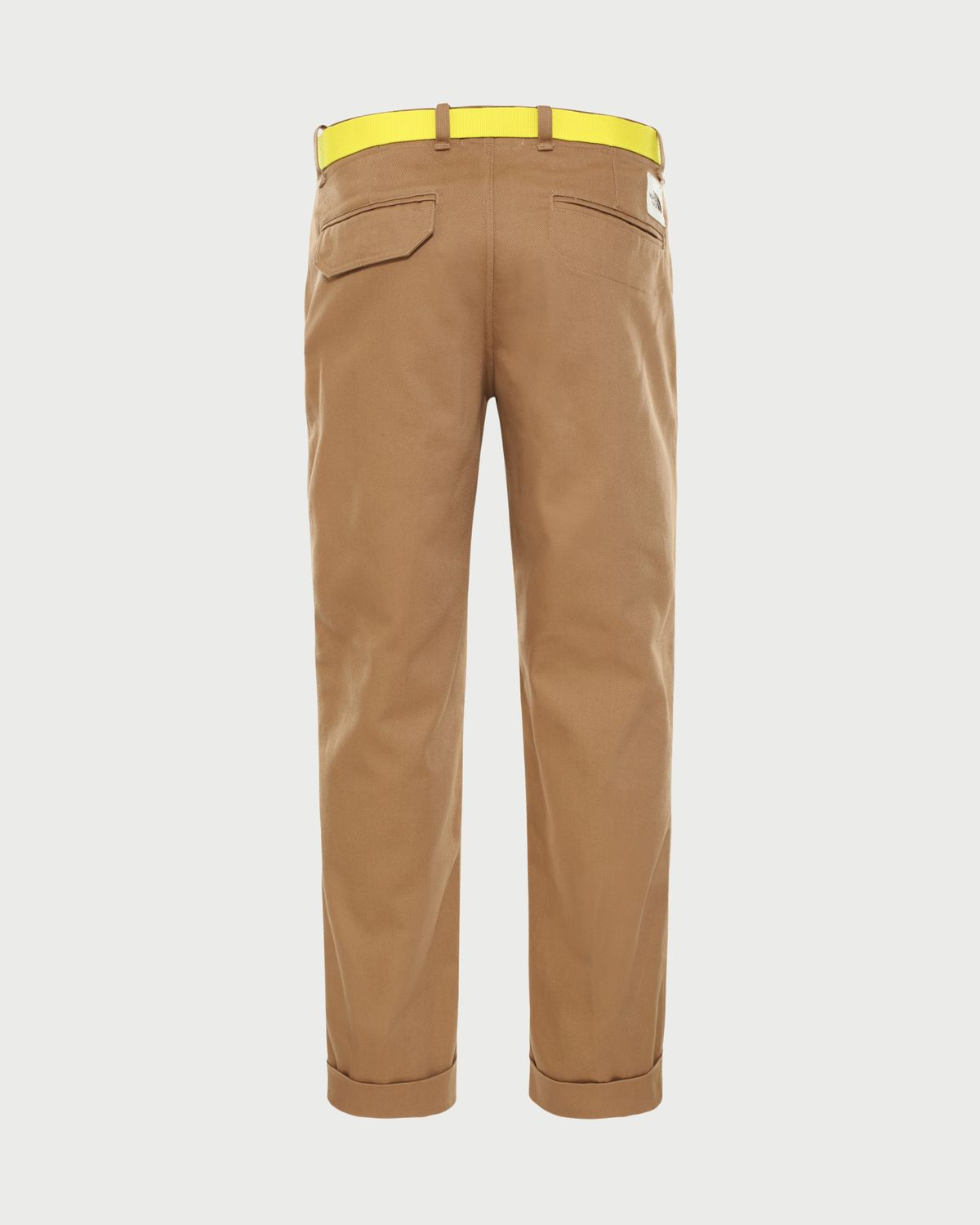 The North Face Brown Label — Twill Trouser Utility Brown Men - Image 2