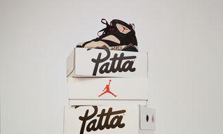 Patta's Air Jordan 7 Gets a Wider Release Date