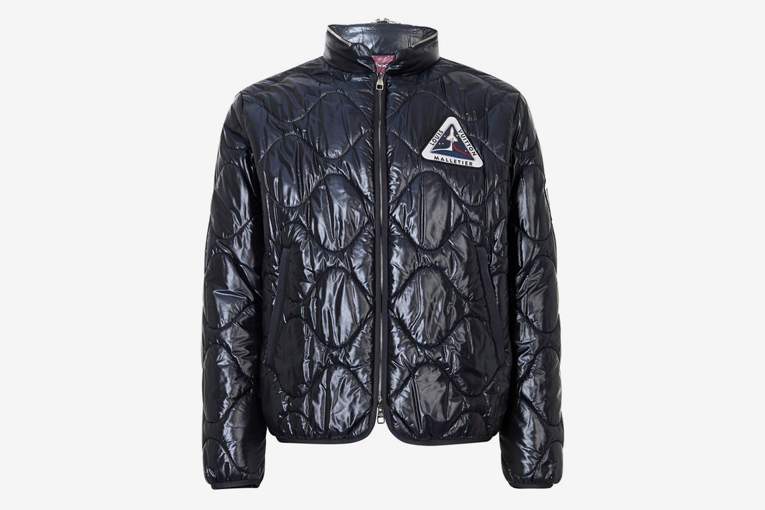 Quilted Patch Blouson