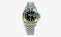 "Rolex's GMT-Master II Gets Reimagined in ""Sprite"" Colorway"