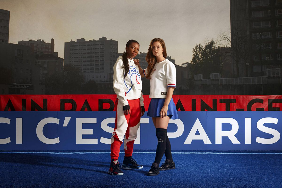 Jordan Brand Paris Saint-Germain Women