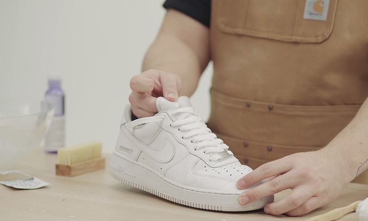 how to clean your sneakers guide sneaker cleaning
