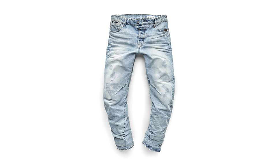 07fe545c G-Star RAW Launches Renewed Denim Made From Recycled Jeans