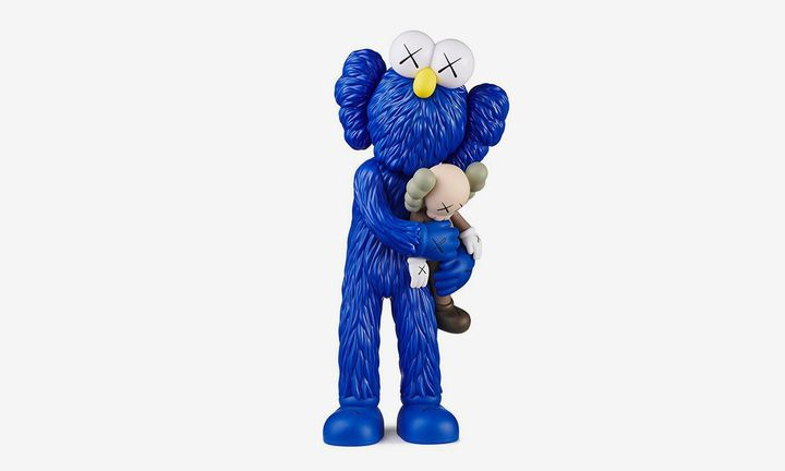 KAWS TAKE Companion Figure