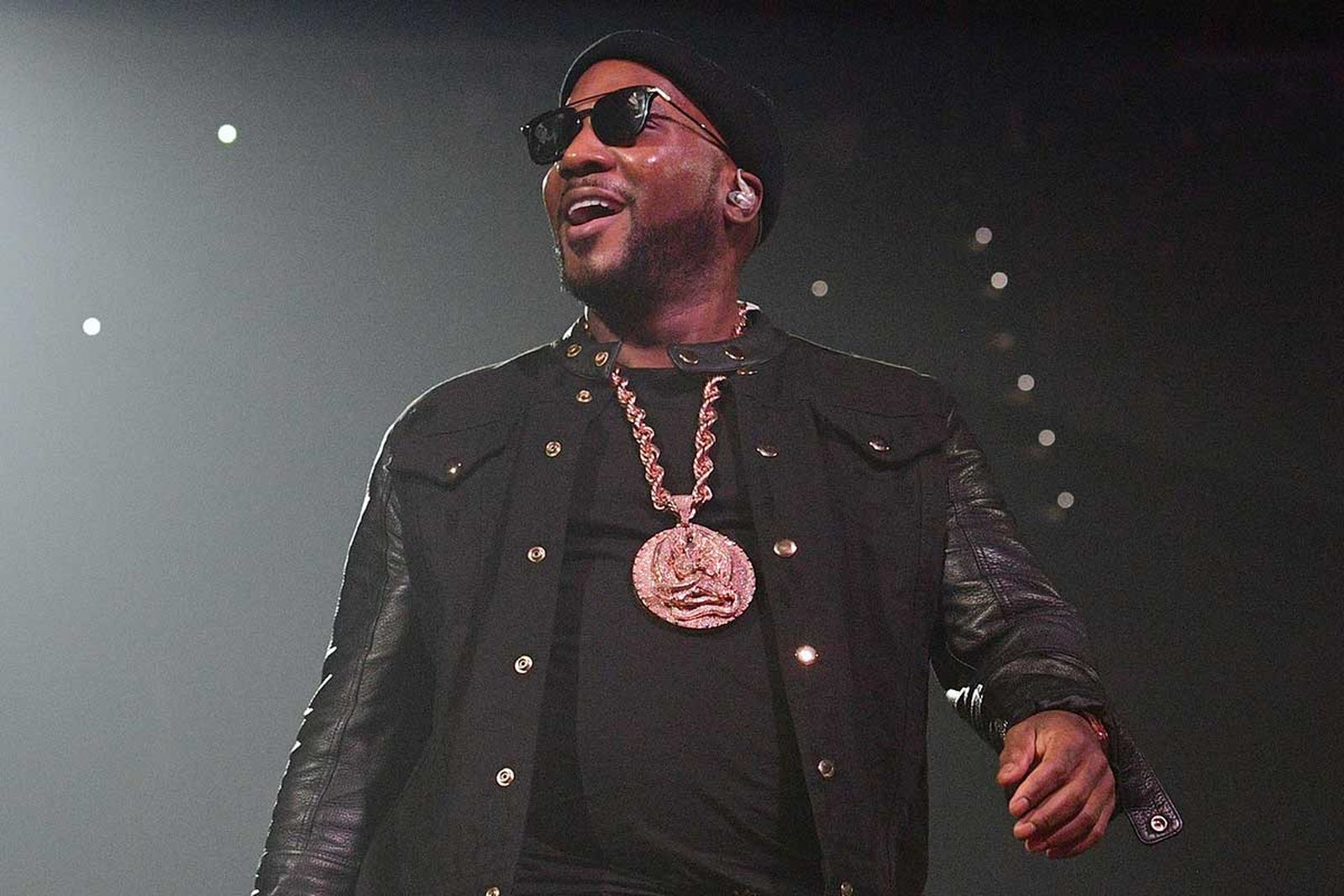 Jeezy performing live