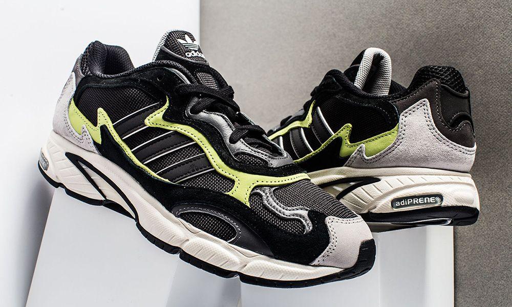 adidas Temper Run Shoes Svart  adidas Sweden