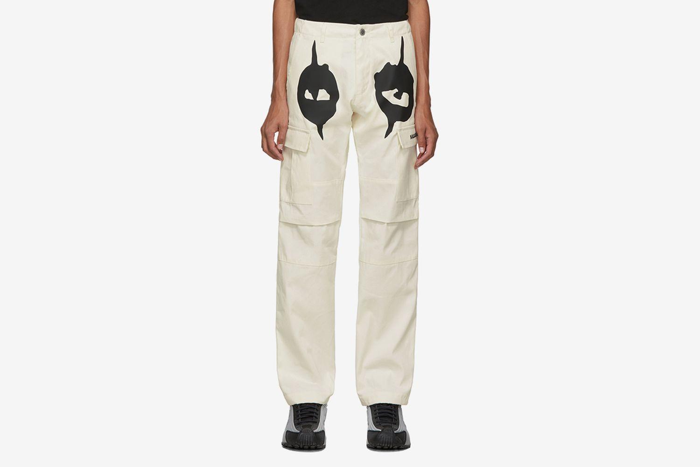 Devil Eyes Cargo Pants