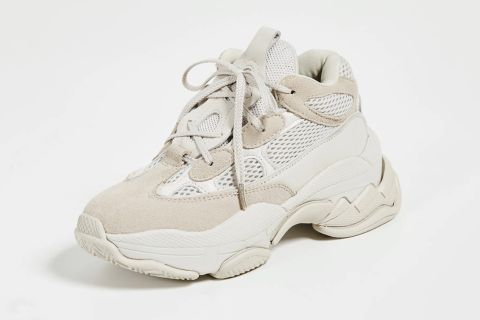 abaf0cc6f1c0a Someone Made a YEEZY 500 x Triple S Hybrid   We re Not Sure What to Think