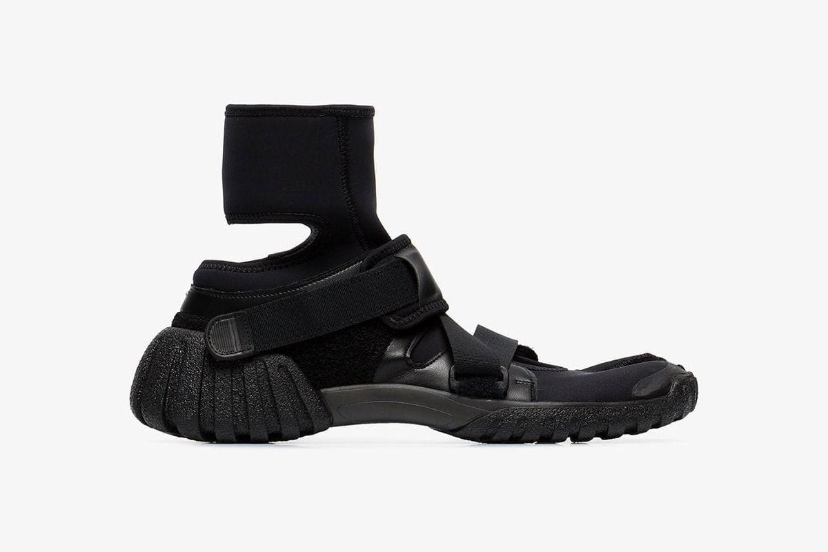 Maison Margiela's New Tabi Sneaker-Sandal Is for All You Urban Ninjas