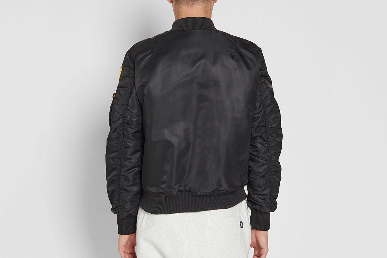 MA-1 VS Nasa Jacket