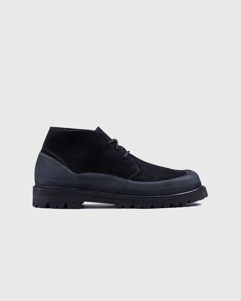 Diemme Asiago - Black Suede