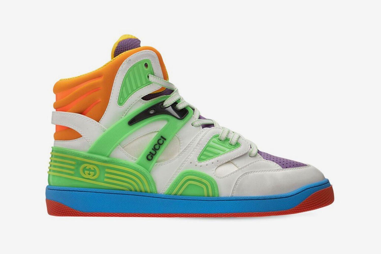 Basket High-Top Sneakers