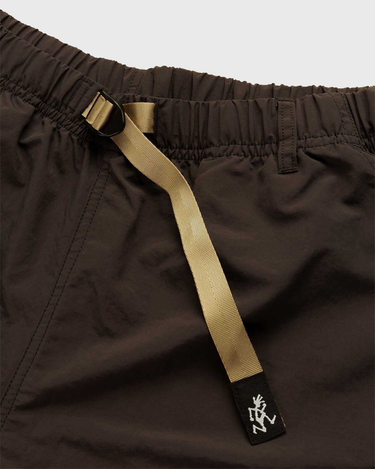 Gramicci for Highsnobiety – Shorts Brown - Image 3