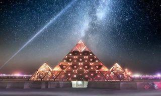 Watch an Epic Time-Lapse of Burning Man