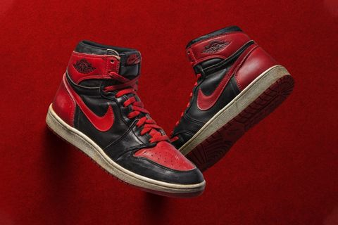 the best attitude c81c1 92d57 Exact 1985 Nike Air Jordan 1 Replica Rumored for Black Friday