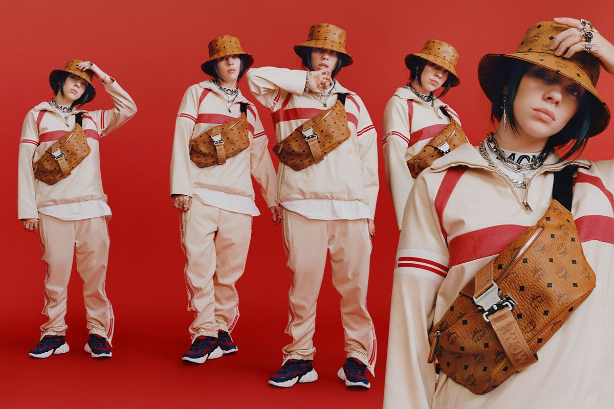MCM Taps Billie Eilish to Front Its New FW19 Campaign