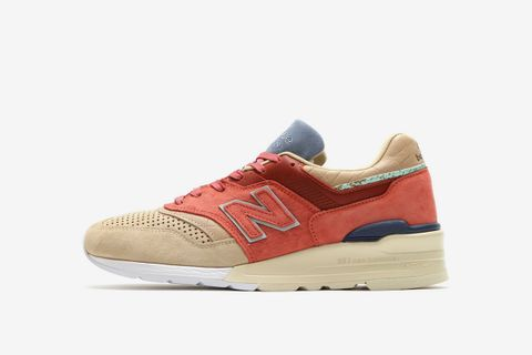 reputable site 2a172 c8fe3 New Balance x Stance M997ST