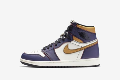 "Air Jordan 1 ""LA to Chicago"""