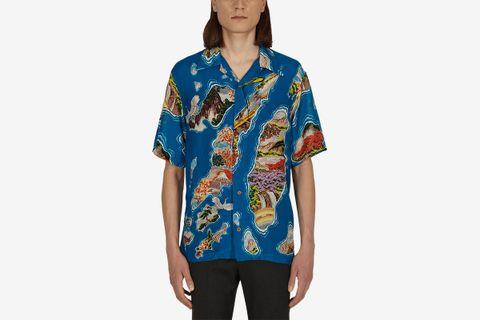 Pacific-Atlantic Aloha Shirt