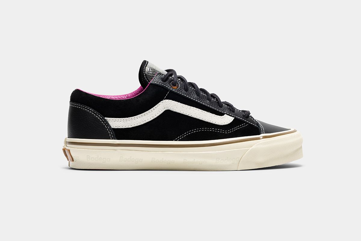 Bodega Gives the Old Skool a Touch of Luxury 18
