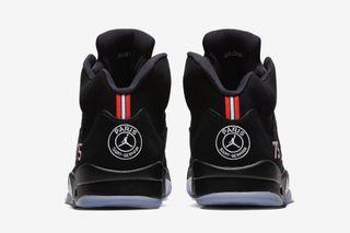 671b1f9c70db4 Travis Scott Unveils PSG x Jordan Basketball Jersey