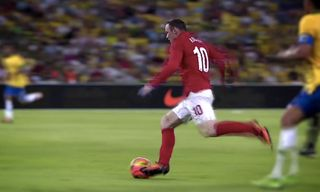 """Nike Football Launches """"Risk Everything"""" starring Wayne Rooney"""