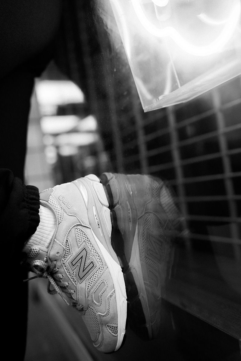 New Balance Made These 920s to Wear on the NYC Subway 24