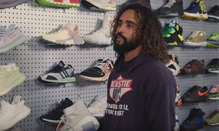 Jerry Lorenzo Talks Working With Kanye West & His Nike Collab on 'Sneaker Shopping'