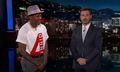 "Jimmy Kimmel Helps YG Translate His ""Go Loko"" Lyrics for Old People"