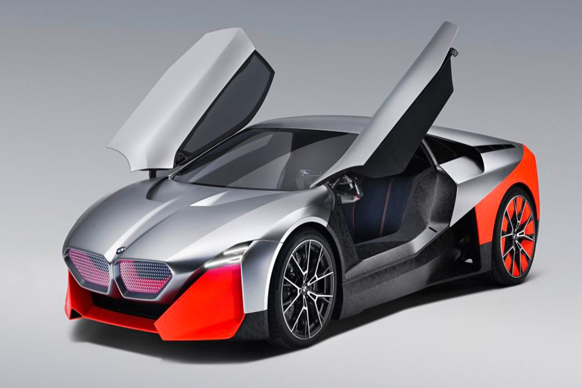 BMW's Vision M Next Heralds an Exciting New Era of Cars