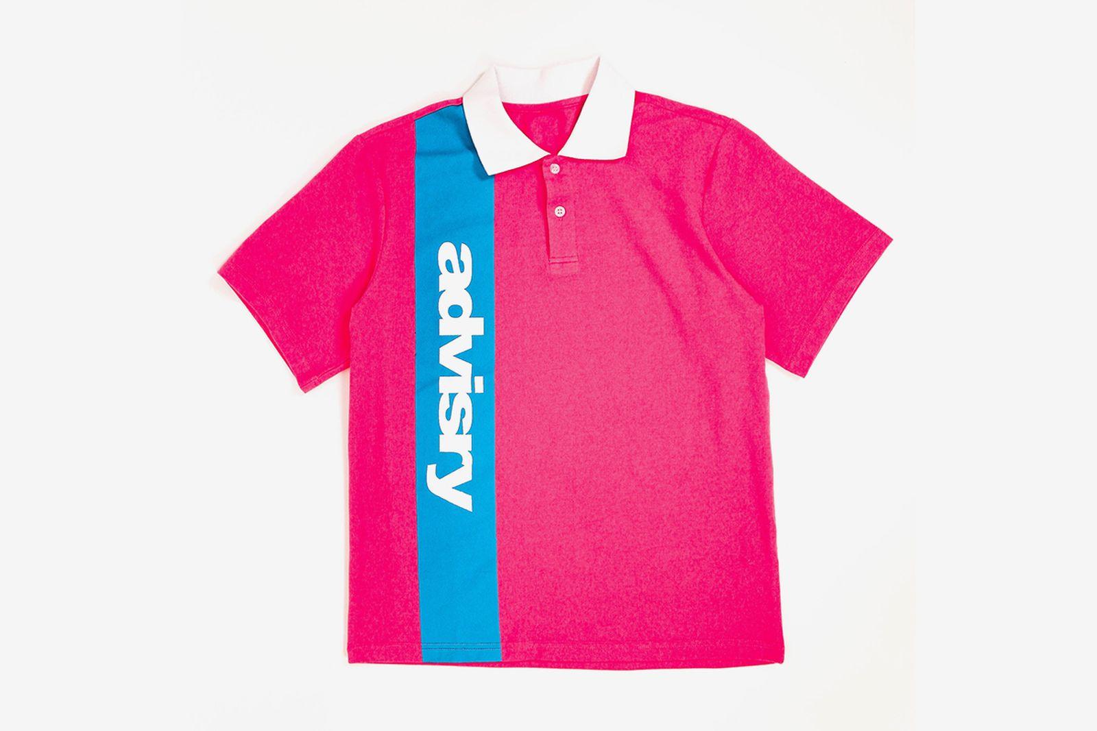tennis pink ADVISRY SS18