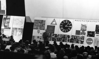 """The Friedman Tapes: Alexander Girard, George Nelson and The Eames on """"The Sample Lesson"""""""