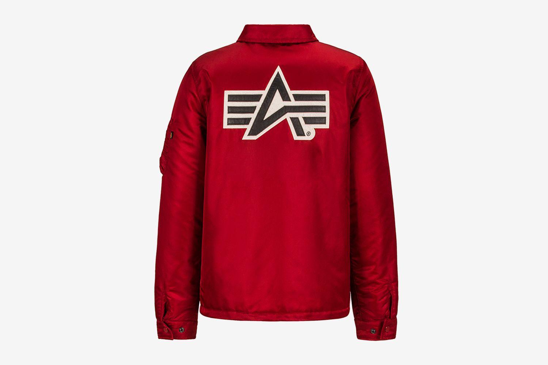 Alpha Coaches Jacket