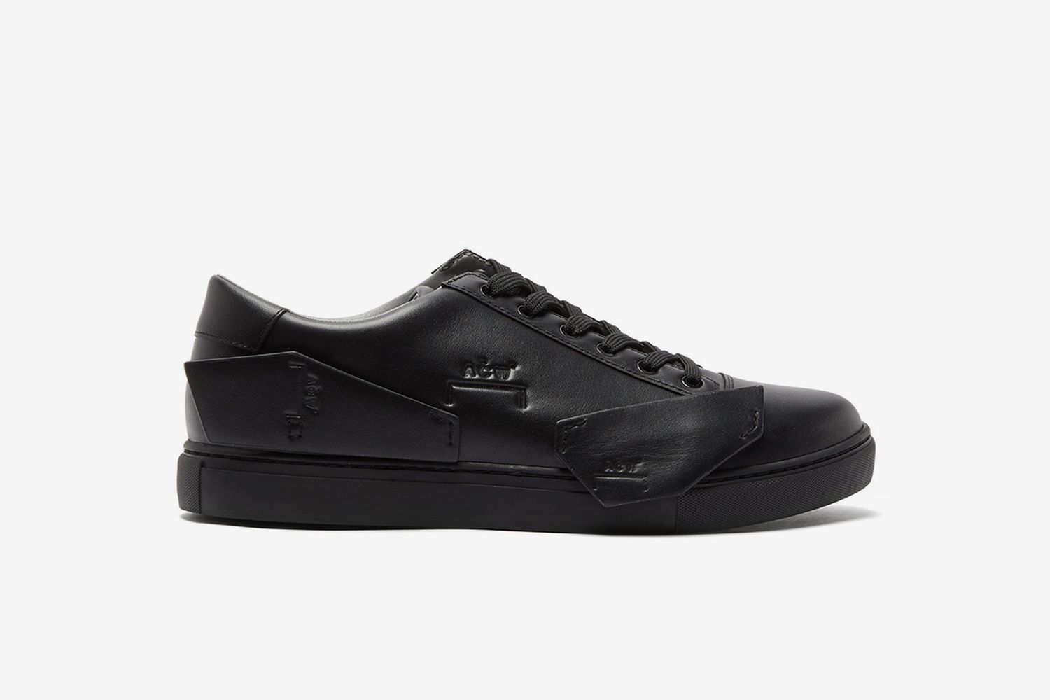 Shard Leather Trainers