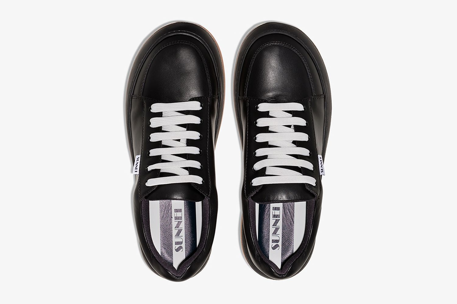 Dreamy Leather Sneakers