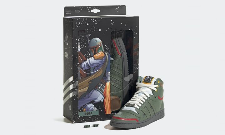 boba fett star wars adidas top ten hi product shot