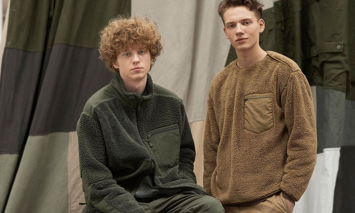 New Uniqlo x Engineered Garments Collab is Full of Must-Cop Military Fleeces