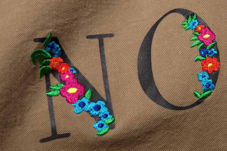 Botanical Logo Shirt