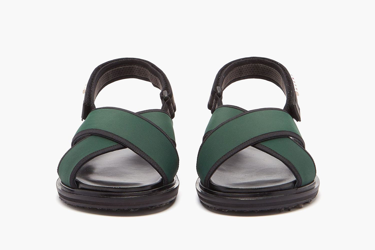 Fussbett Crossover-Strap Technical Sandals