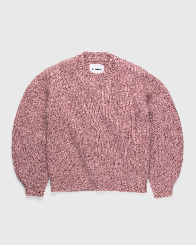 Jil Sander – Knitted Sweater Pink - Image 1