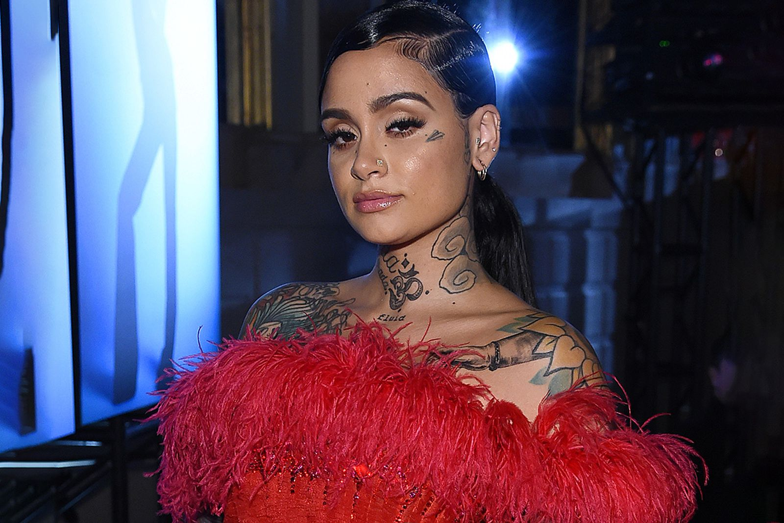 "Kehlani attends as Harper's BAZAAR celebrates ""ICONS By Carine Roitfeld"""