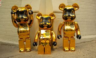 Here's How to Cop the Evisu x Be@rbrick Collaboration