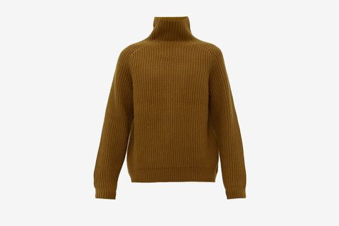 acne studios roll-neck