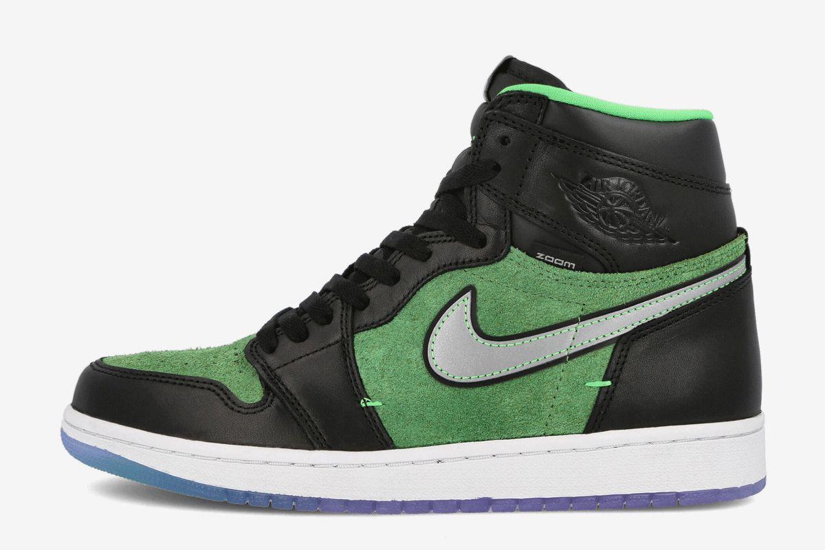 "Nike Air Jordan 1 Zoom ""Zen Green"""