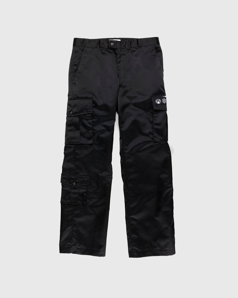 PHIPPS – Uniform Dad Pant Black