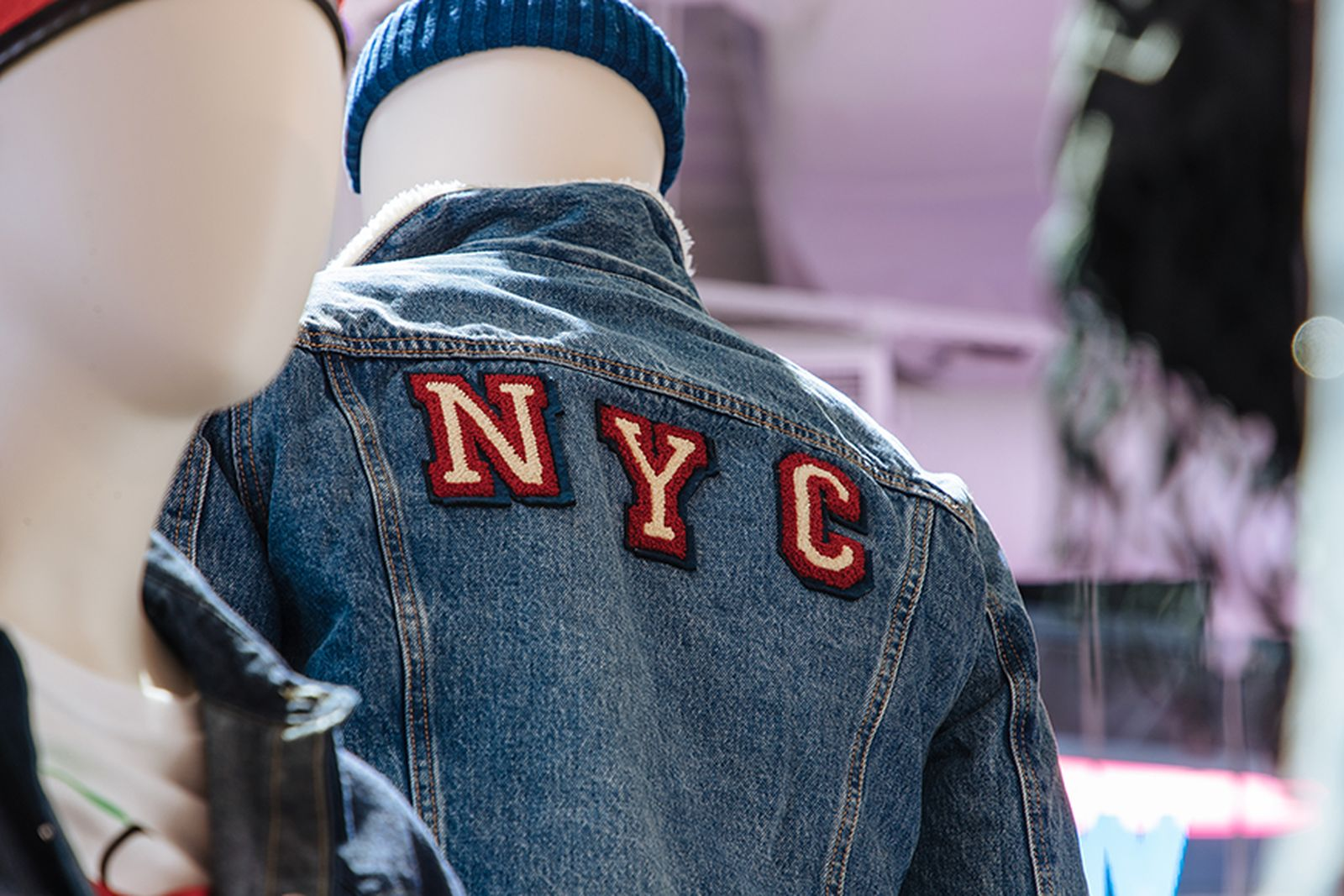 levis times square nyc store Levi's