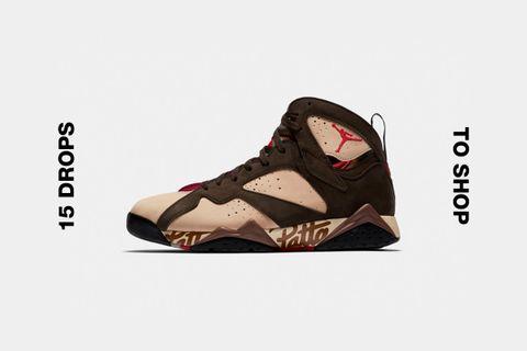 patta nike air jordan 7 best drops buy ADER Error x Maison Kitsuné COMME des GARÇONS x Nike Shox TL Gucci