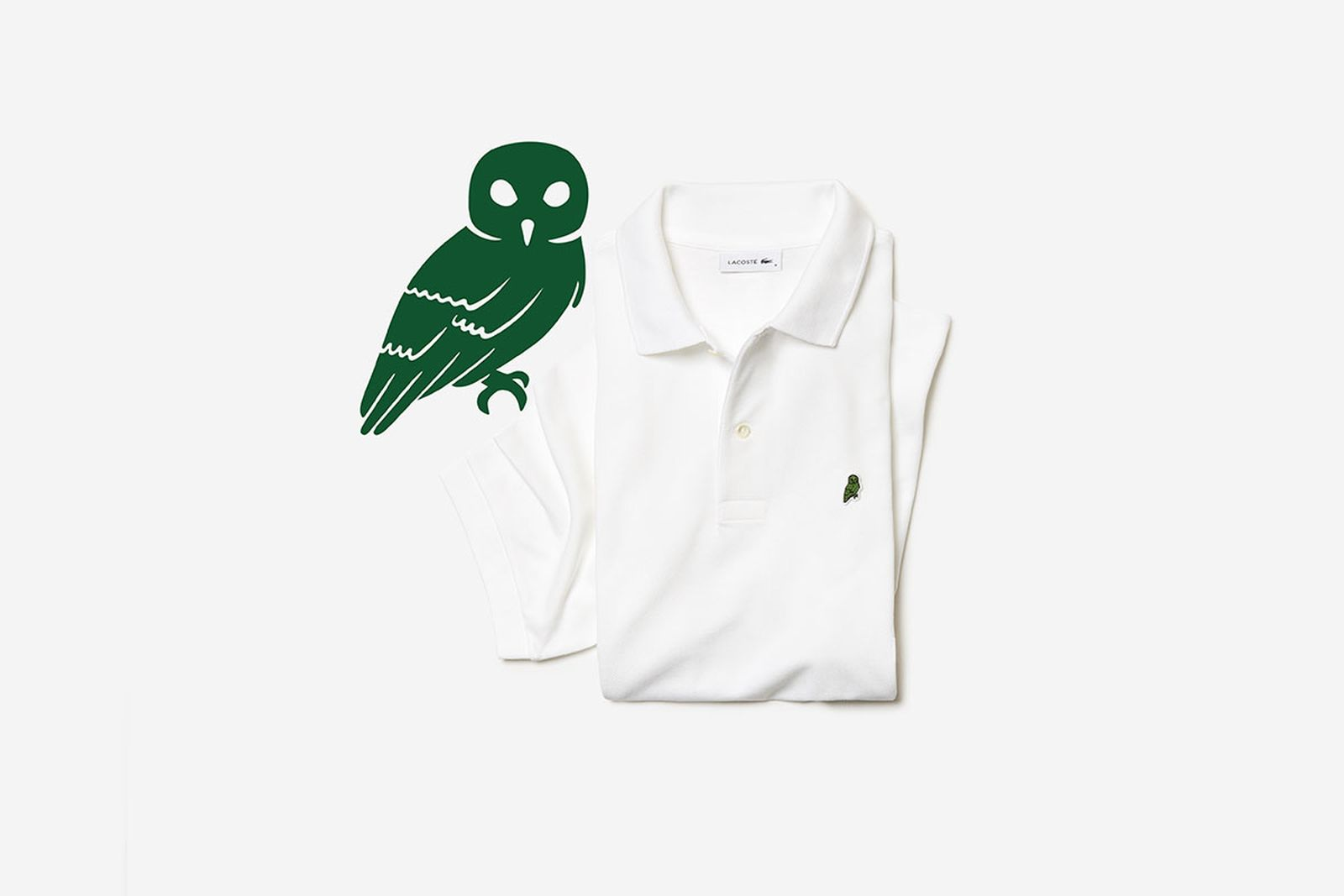 lacoste save our species polo