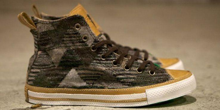 bc7ad73c8b4e Converse x Missoni Chuck Taylor All Star Hi Holiday 2012 Sneakers -  Highsnobiety