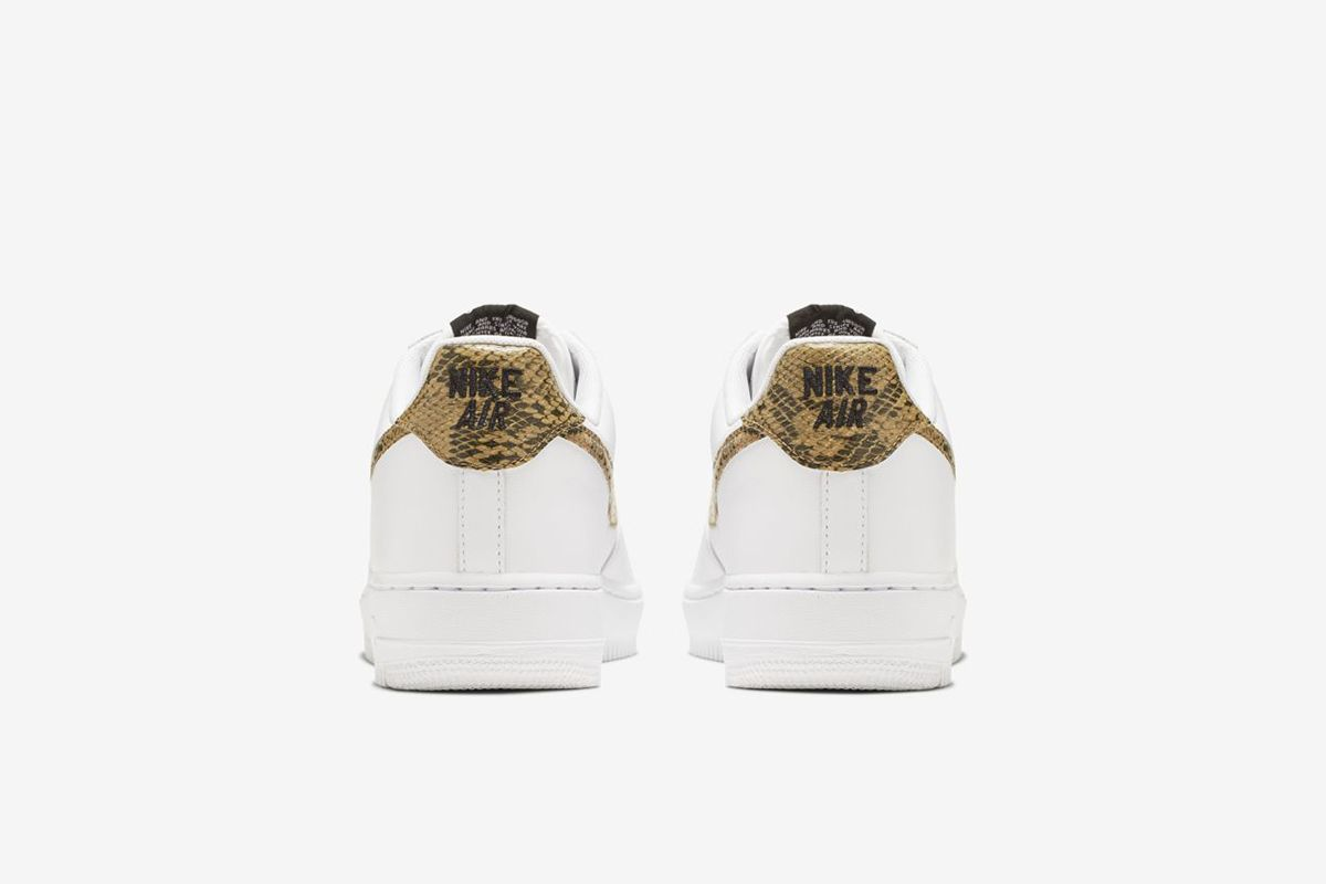 """Air Force 1 """"Ivory Snake"""""""